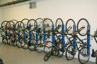 Parking Lots >> Bike Rack.ca - specializing in bicycle parking systems